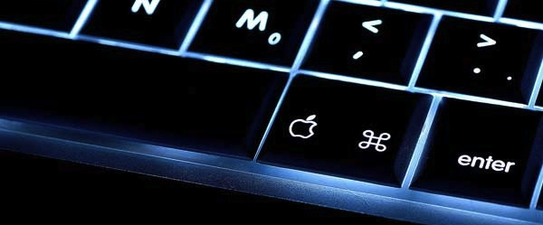 macbook keyboard lights