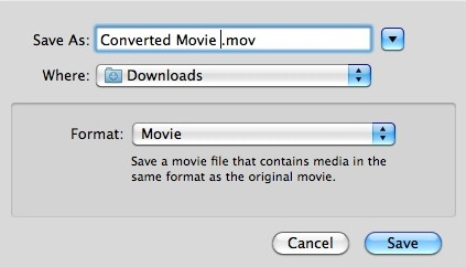 convert wmv to mov