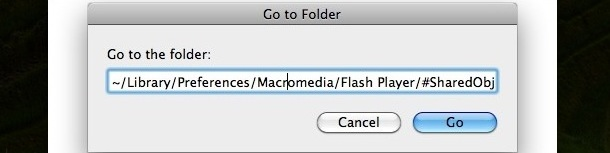 delete flash cookies