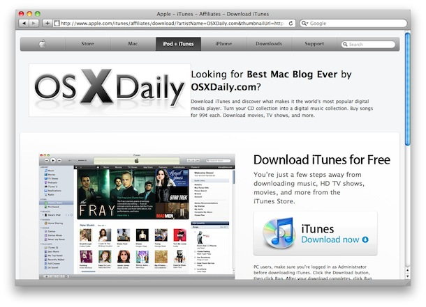 osxdaily apple