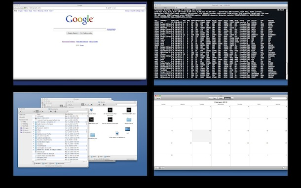 mac virtual desktop spaces