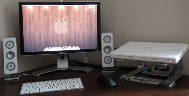 Using a macbook external monitor with lid closed