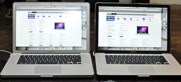 macbook pro high res matte vs glossy