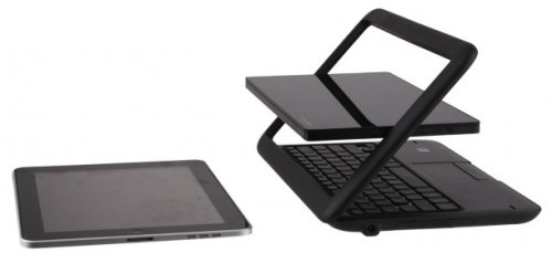ipad and dell duo tablet