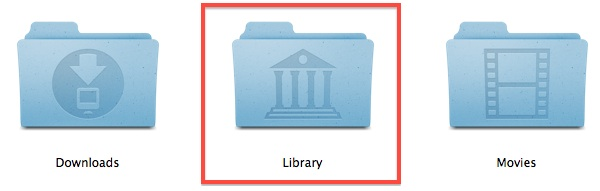 Show Users Library Directory in Mac OS X Lion