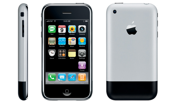 iphone first year iphone is 5 years today 9000