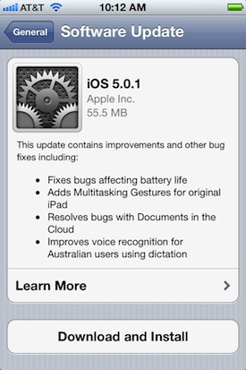 how to update software on iphone nederlanders vinden beveiligingsprobleem in browser ios 6 19252
