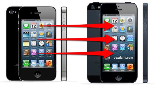 transfer everything to new iphone how to transfer everything from iphone to new iphone 5039